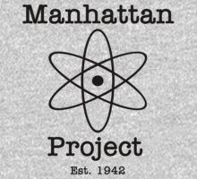 Manhattan Project by rjburke24