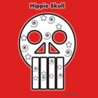Hippie Skull (Limited Edition) by mago