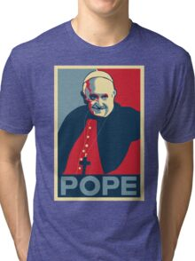 POPE Tri-blend T-Shirt