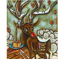 Christmas Card by Paiva