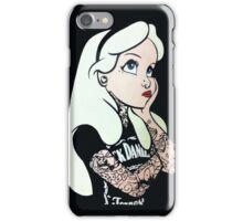 Sweet Punk Alice  iPhone Case/Skin
