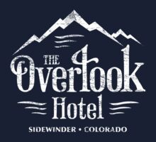 The Overlook Hotel T-Shirt (worn look) Kids Clothes