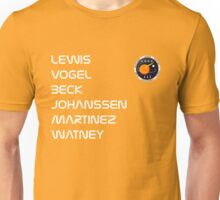 The Martian - Ares III Crew with logo Unisex T-Shirt