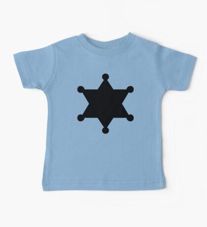 Sheriff Baby Tee