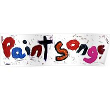 paint songs Poster