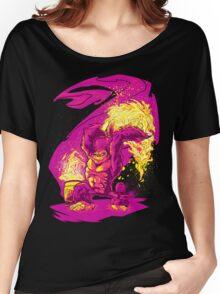 BARREL CHUCKER Women's Relaxed Fit T-Shirt