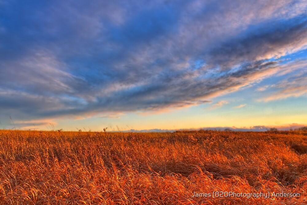 Prairie Swept by JamesA1