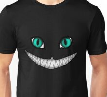 Cheshire Cat: Smile Unisex T-Shirt