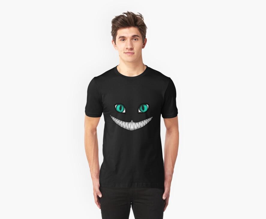 Cheshire Cat: Smile by LARiozzi