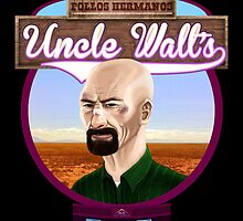 Uncle Walt's Baby Blue Meth by christophhunt