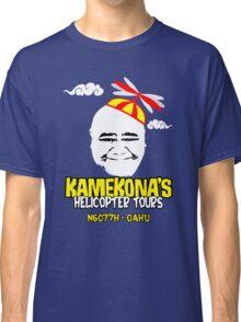 Kamekona's Helicopter Tours Classic T-Shirt