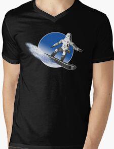 ECHO BASE FREERIDE Mens V-Neck T-Shirt