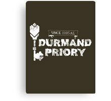 Durmand Priory Canvas Print