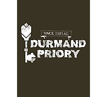 Durmand Priory Photographic Print