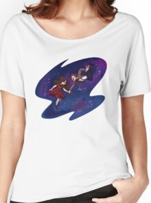 11th Doctor and Clara Women's Relaxed Fit T-Shirt