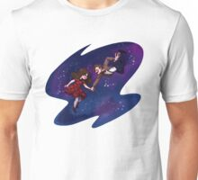11th Doctor and Clara Unisex T-Shirt