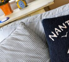 Nantucket Comfort Sticker