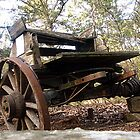 Worn out Wagon by PicsbyJody