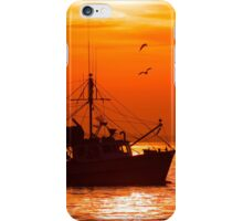 Perfect Fishing Weather iPhone Case/Skin