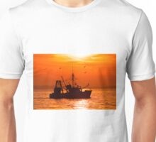 Perfect Fishing Weather Unisex T-Shirt
