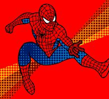 Spiderman - Pop Art by wcsmack