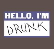 Hello, I'm drunk by SlubberBub