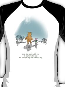 I love being with you T-Shirt
