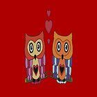 Owl Love by Cassy Wykes