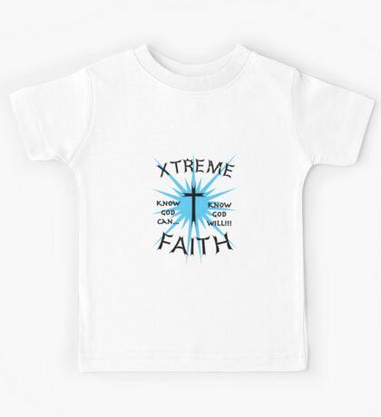 Xtreme Faith Kids Tee