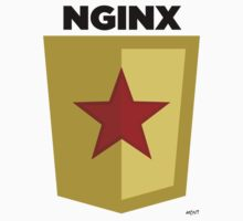 NGINX (large) by John Le Drew