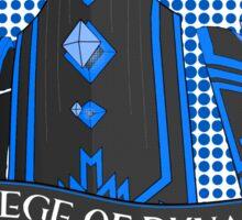 College of Dynamics v2 Sticker