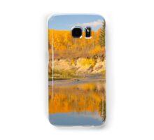 Autumn in Whitemud Ravine Samsung Galaxy Case/Skin