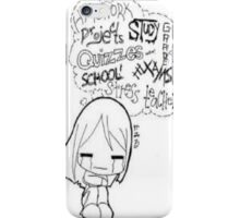 Anime Kids iPhone Case/Skin