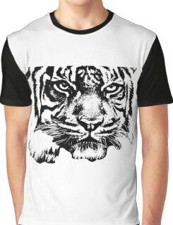 Tiger, big cat, hunter and predator Graphic T-Shirt