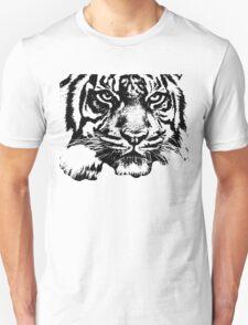 Tiger, big cat, hunter and predator T-Shirt