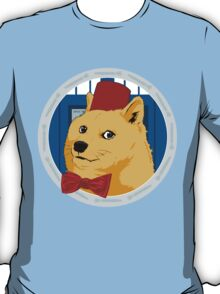 Wow Such Timelord! T-Shirt