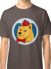 Wow Such Timelord! Classic T-Shirt