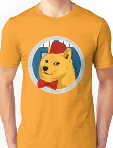 Wow Such Timelord! Unisex T-Shirt