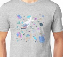 seafloor garbage Unisex T-Shirt