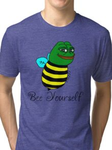 Bee Yourself Tri-blend T-Shirt