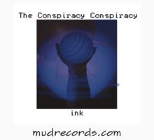 The cover of The Conspiracy Conspiracy by Paul Rayfield
