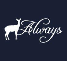 "Harry Potter inspired - ""Always""  T-Shirt"