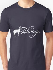 """Harry Potter inspired - """"Always""""  Unisex T-Shirt"""
