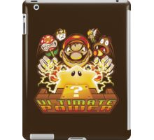 Ultimate Power - Ipad Case iPad Case/Skin