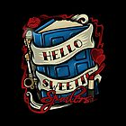 Hello Sweetie - Ipad Case by TrulyEpic