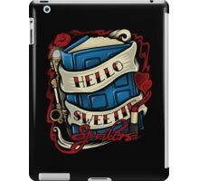 Hello Sweetie - Ipad Case iPad Case/Skin
