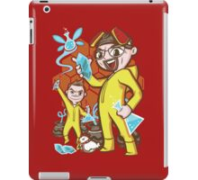 The Legend of Heisenberg - Ipad Case iPad Case/Skin