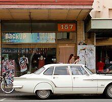 Suburban Auto Brunswick  by Suzanne Phoenix