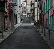 Alley (San Francisco) by ArtMos