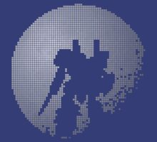 Robotech silhouette (greys) by bellingk